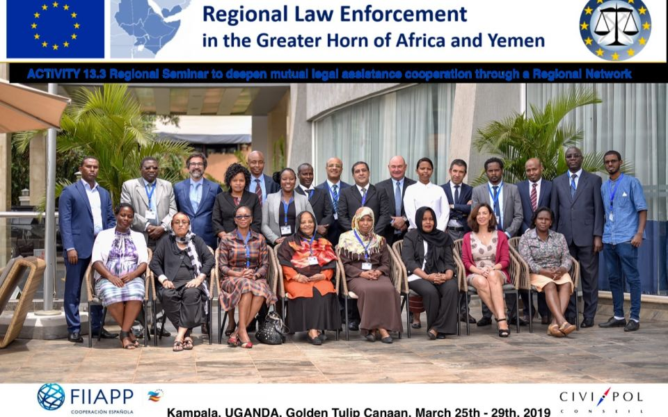 Regional Law Enforcement in the Greater Horn of Africa and Yemen